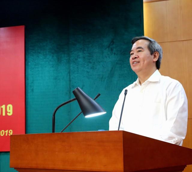 Ban Kinh tế Trung ương triển khai nhiệm vụ 6 tháng cuối năm 2019 - Ảnh 1.
