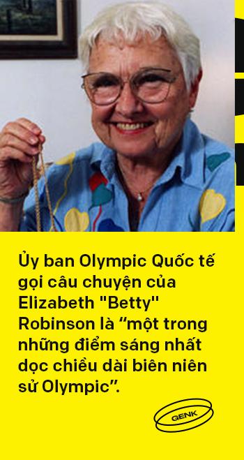 Đôi chân kỳ diệu của Elizabeth Betty Robinson: thần đồng điền kinh chạy vượt mặt tử thần - Ảnh 6.
