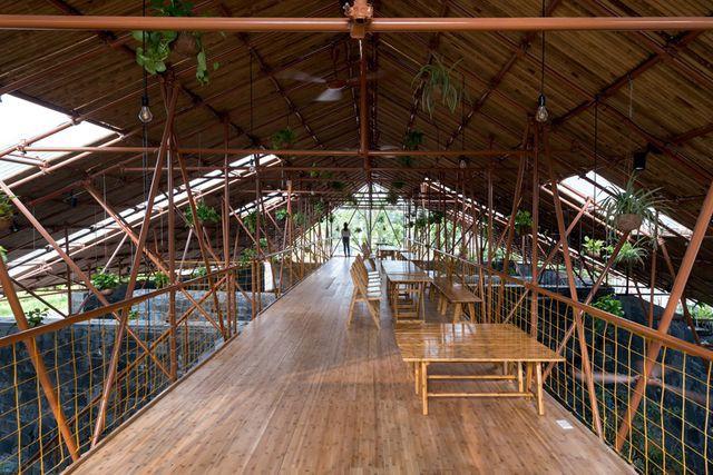 [Ảnh] Ngôi nhà ở Hà Nam thắng lớn tại giải thưởng kiến trúc quốc tế - Ảnh 5.