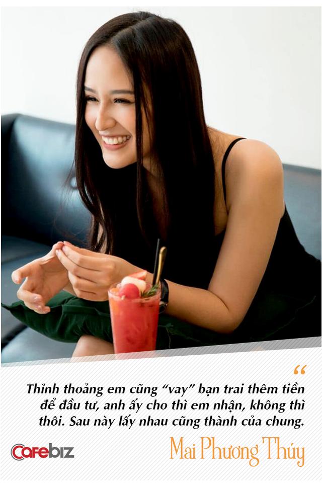 Mai Phương Thúy tiết lộ sắp kết hôn: Bạn trai cho bao nhiêu thì xin bấy nhiêu, không ép, không đào mỏ! - Ảnh 2.