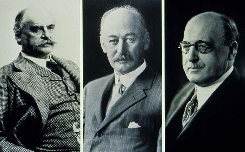 johnson & johnson - threebrothers sm 15629899651681943293265 - Johnson & Johnson: Từ thương hiệu trăm năm, ông tổ của băng gạc vô trùng đến bê bối phấn rôm chứa chất gây ung thư rúng động thế giới