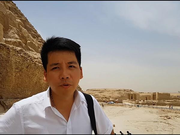"""Tự nhận là YouTuber Việt đầu tiên chi """"tiền tấn"""" review Kim Tự Tháp, Khoa Pug vạch trần nhiều sự thật không ngờ về tọa độ nổi tiếng này - Ảnh 30."""