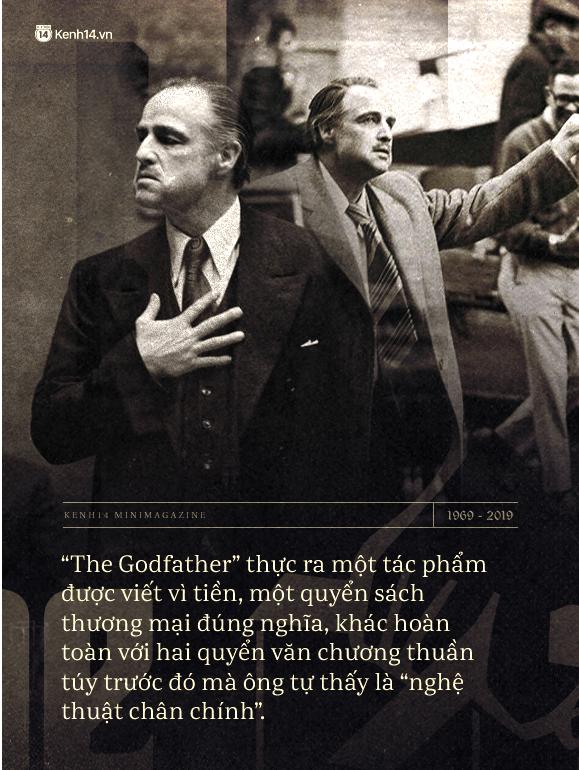 50 năm ngày Bố Già ra đời: Cuốn sách bất hủ và sự tình cờ lịch sử  - Ảnh 6.