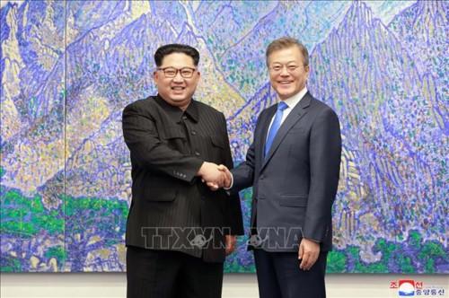 Truyền thông Triều Tiên kêu gọi Hàn Quốc độc lập trong quan hệ liên Triều - Ảnh 1.