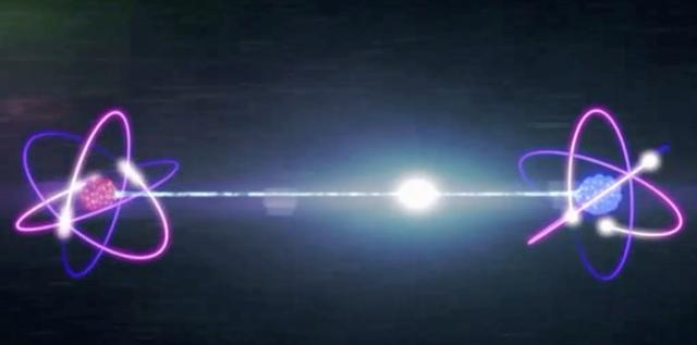 Bức ảnh đầu tiên chụp được hiện tượng vướng lượng tử, thứ Einstein từng gọi là tác động ma quái - Ảnh 2.