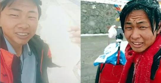 Chàng trai bắt đầu đi bộ vòng quanh thế giới từ năm 17 tuổi, khiến cộng đồng mạng nể phục vì sự quyết tâm của mình - Ảnh 2.