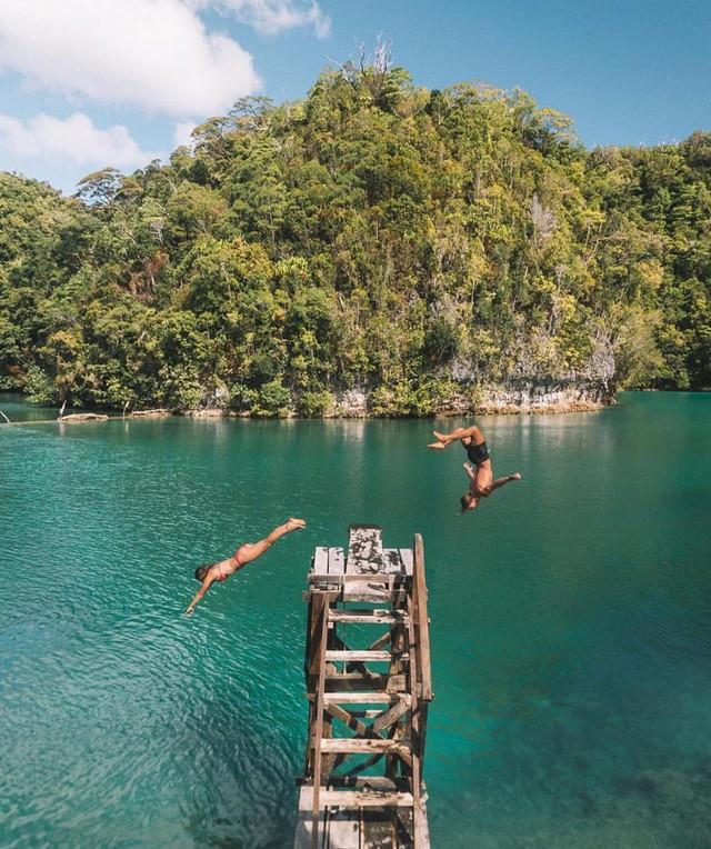 siargao - photo 1 15634220247931228995125 - Vượt qua cả Bali và Hawaii, ốc đảo hình giọt nước kỳ lạ ở Philippines được tạp chí Mỹ bình chọn đẹp nhất thế giới