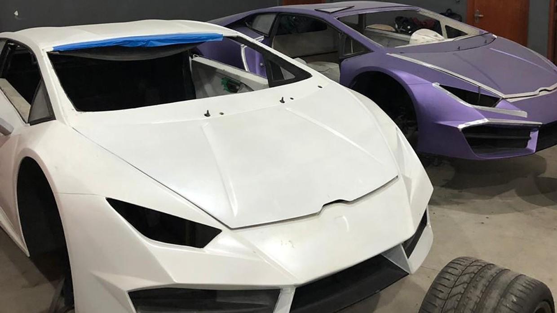 Bên trong nhà máy sản xuất siêu xe Ferrari, Lamborghini nhái - ảnh 2
