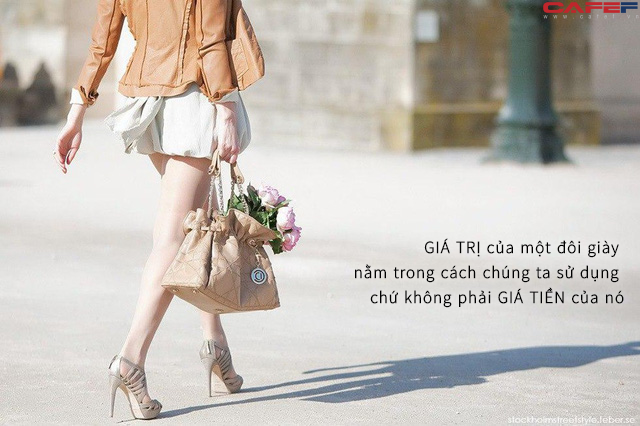 Đánh giá tính cách một người qua chính đôi giày họ đi, bài học đơn giản mà ai cũng cần biết - Ảnh 1.