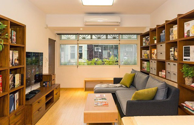 Căn chung cư 2 tầng giá bình dân đẹp mỹ mãn, ai cũng mê - Ảnh 5.