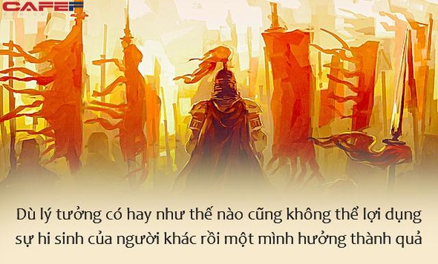 Đọc Lưu Bang và Hạng Vũ để chọn minh chủ: Cẩn thận với người chỉ nói về lý tưởng, ông chủ tốt thường có đặc điểm trái ngược này! - Ảnh 1.