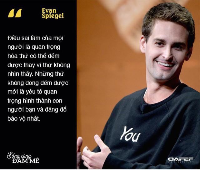 """Chuyện khởi nghiệp táo bạo của gã điên thiên tài Evan Spiegel: Thiếu gia """"vượt sướng"""" dựng cơ nghiệp tỷ đô, cạnh tranh với cả Facebook - Ảnh 5."""