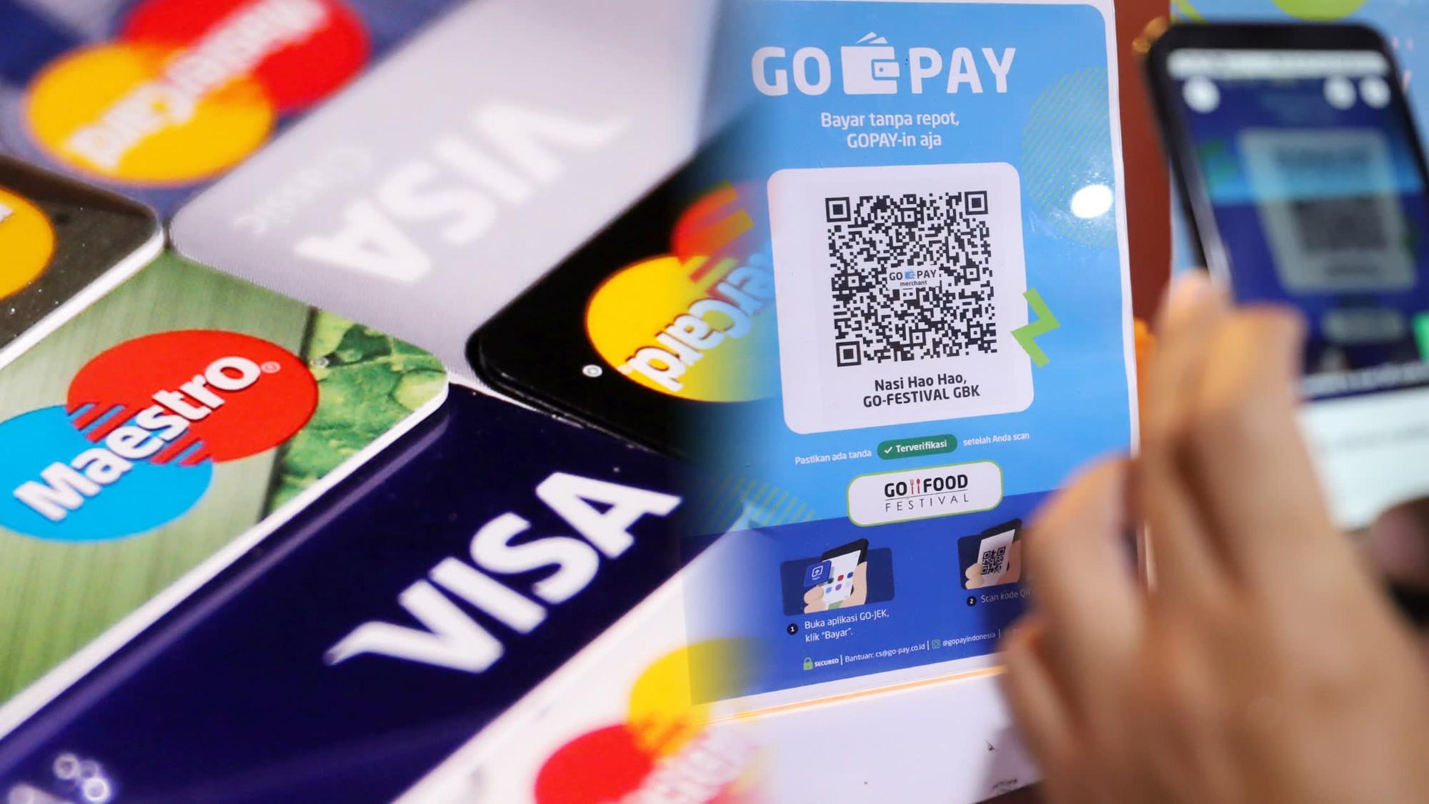 Cuộc đua không tiền mặt tại châu Á: Thẻ visa đang thua ví điện tử - ảnh 2