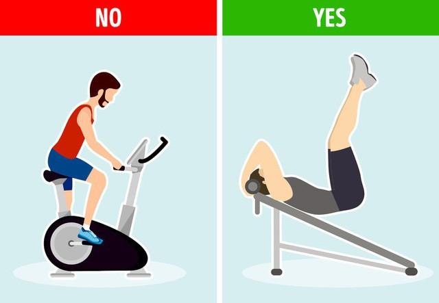 Mỗi dáng người phù hợp với một kiểu bài tập thể dục riêng: Hãy lựa chọn đúng để mang lại kết quả tốt nhất! - Ảnh 1.