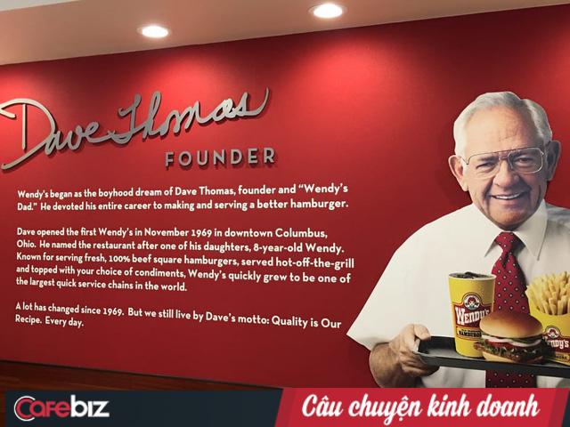 """Tấm gương """"thành đạt bất chấp bằng cấp"""" Dave Thomas: Mồ côi, bỏ học cấp 3, """"cứu"""" KFC rồi thành lập thương hiệu thành công không kém - Ảnh 2."""