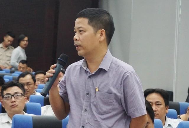 Khu nghỉ dưỡng 5 sao ở Đà Nẵng xây bãi đáp trực thăng khi chưa được phép - Ảnh 2.