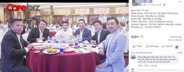 Sau Shark Việt, đến lượt Shark Hưng hóa giải tất tật gạch đá về thương vụ Luxstay: Có biết startup trước pitching? Vì sao Luxstay chấp nhận bán 2% cổ phần với giá 1 USD? - Ảnh 1.