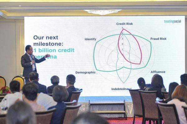 Giúp các ngân hàng cho hơn 500 triệu người vay bằng niềm tin, startup chấm điểm tín dụng Trusting Social của Việt Nam gọi vốn được 25 triệu USD - Ảnh 1.