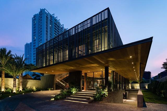3 ngôi nhà Việt được bình chọn đẹp nhất nửa đầu năm - Ảnh 1.