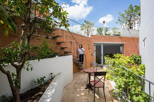 3 ngôi nhà Việt được bình chọn đẹp nhất nửa đầu năm - Ảnh 12.