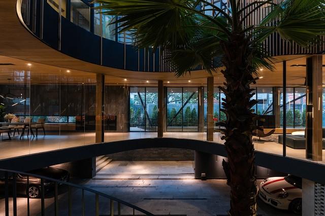 3 ngôi nhà Việt được bình chọn đẹp nhất nửa đầu năm - Ảnh 3.
