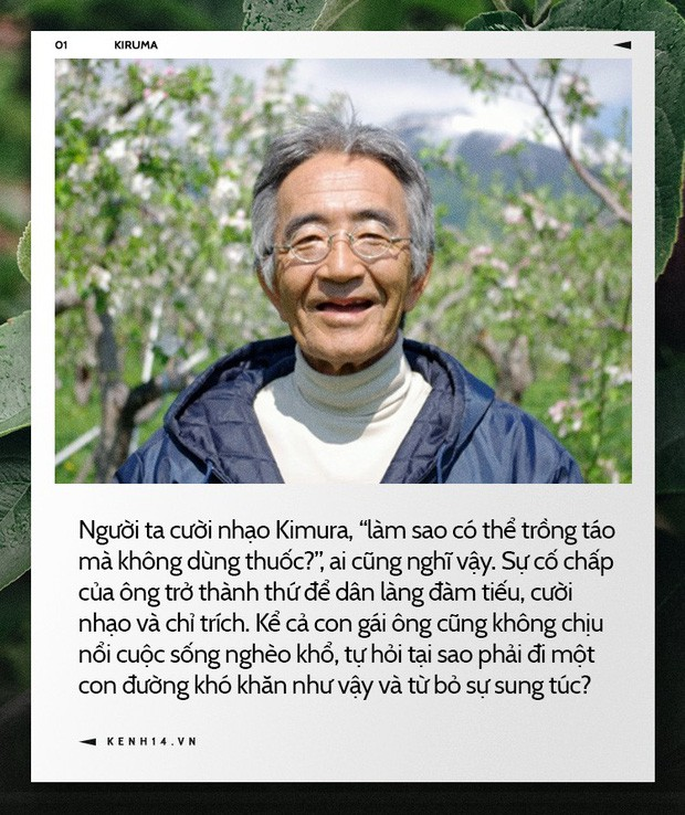 Kiên trì suốt 10 năm, người đàn ông từng bị coi là ngốc nghếch, cố chấp đã tạo ra một giống táo diệu kỳ cho nước Nhật - Ảnh 1.
