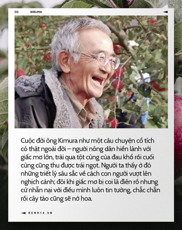 Kiên trì suốt 10 năm, người đàn ông từng bị coi là ngốc nghếch, cố chấp đã tạo ra một giống táo diệu kỳ cho nước Nhật - Ảnh 2.