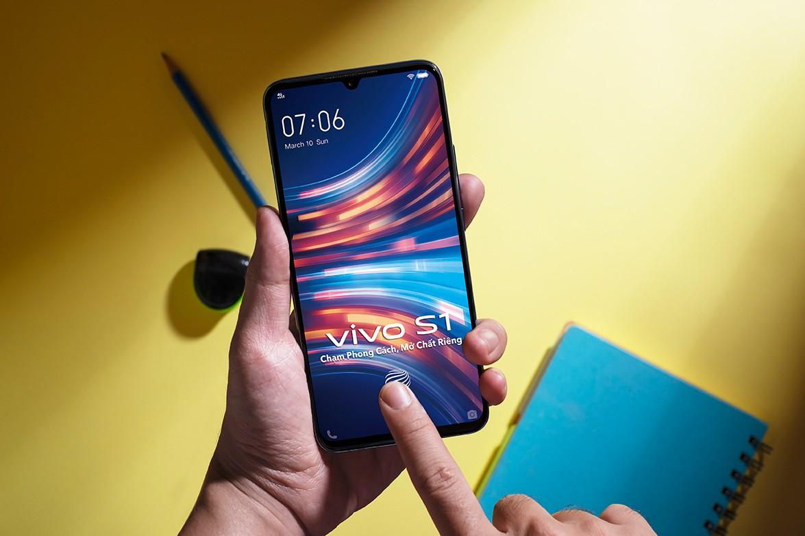 Vivo S1 chính thức ra mắt tại Việt Nam: Chạm phong cách, mở