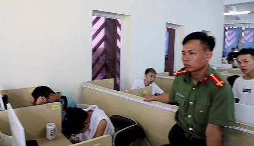 Phá đường dây đánh bạc 10 nghìn tỷ của người Trung Quốc ở Hải Phòng - Ảnh 1.