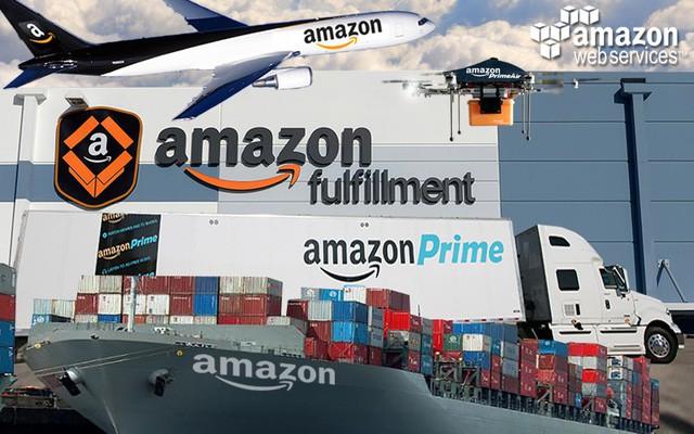walmart, amazon, alibaba - photo 1 1564382259928566708858 - Walmart là 'người tiên phong', Amazon nhìn xuyên thấu cả hệ thống nhưng Alibaba mới 'đáng gờm' nhất – từ lạc hậu, chậm chạp đang vươn lên dẫn đầu thế giới