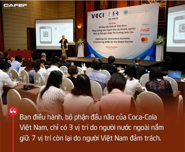 """Doanh nghiệp Mỹ """"ôm"""" giấc mơ địa phương hóa trăm–phần-trăm tại Việt Nam - Ảnh 4."""