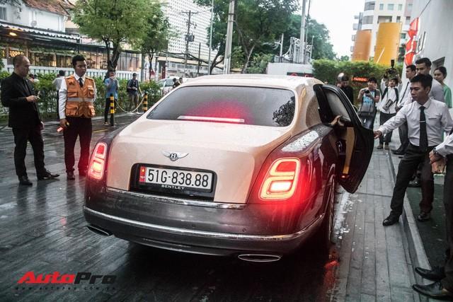 Cận cảnh dàn xe trăm tỷ tham dự đám cưới Cường Đô-la, Đàm Thu Trang - Ảnh 9.