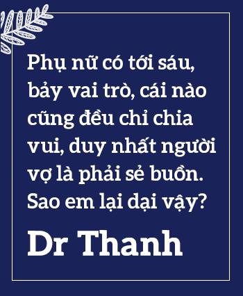 """Chuyện tình nhà Dr Thanh: """"40 năm cuồng phong bão tố, gia đình mình vẫn mãi bình yên"""" - Ảnh 1."""