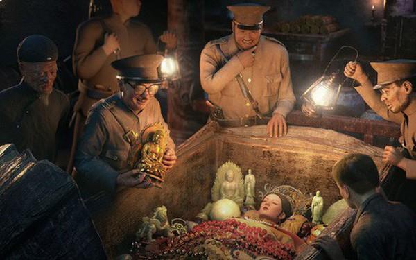 Bí ẩn báu vật vô giá mà mộ tặc quên lấy trong lăng mộ Từ Hy thái hậu - Ảnh 2.