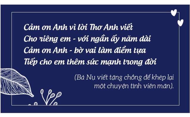"""Chuyện tình nhà Dr Thanh: """"40 năm cuồng phong bão tố, gia đình mình vẫn mãi bình yên"""" - Ảnh 8."""