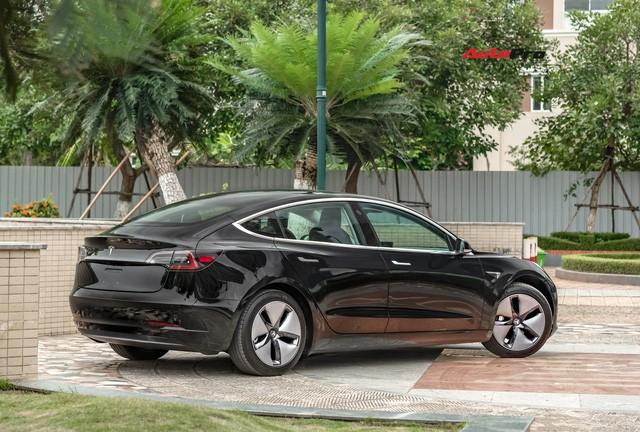 Đánh giá nhanh Tesla Model 3 đầu tiên Việt Nam: 8 điểm thú vị ít ai biết sau mức giá hơn 3 tỷ đồng - Ảnh 23.