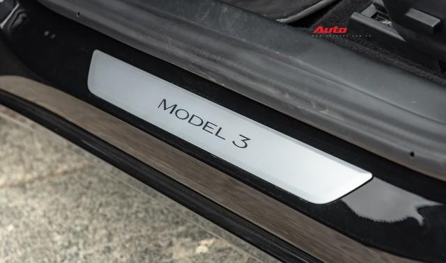 Đánh giá nhanh Tesla Model 3 đầu tiên Việt Nam: 8 điểm thú vị ít ai biết sau mức giá hơn 3 tỷ đồng - Ảnh 28.