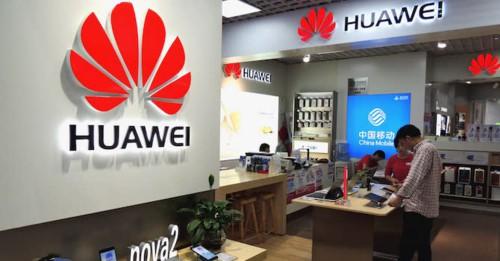 Doanh thu của Huawei vẫn tăng dù bị Mỹ cấm vận - Ảnh 1.