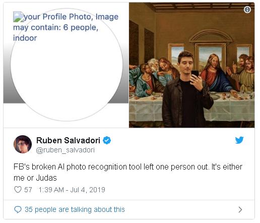 Lỗi không load được ảnh ngày hôm qua cho thấy cách AI Facebook phân loại ảnh của bạn như thế nào - Ảnh 2.