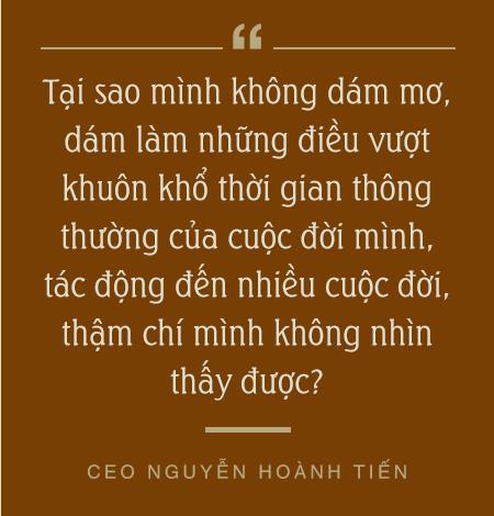 CEO Nguyễn Hoành Tiến: 50 tuổi mới hết tuổi thanh niên và chọn Seedcom bởi không học sẽ… chết! - Ảnh 10.