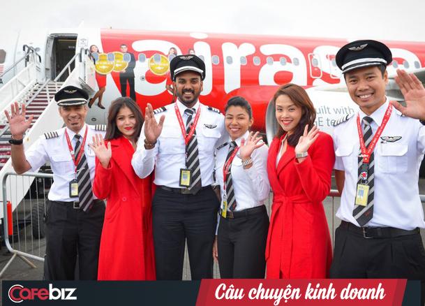 Từ chuyện Vietjet Air muốn trở thành Hãng hàng không tiêu dùng, hãy xem cách tiền bối Air Asia biến TMĐT trở thành phao cứu sinh tuyệt vời như thế nào - Ảnh 1.