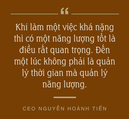 CEO Nguyễn Hoành Tiến: 50 tuổi mới hết tuổi thanh niên và chọn Seedcom bởi không học sẽ… chết! - Ảnh 8.