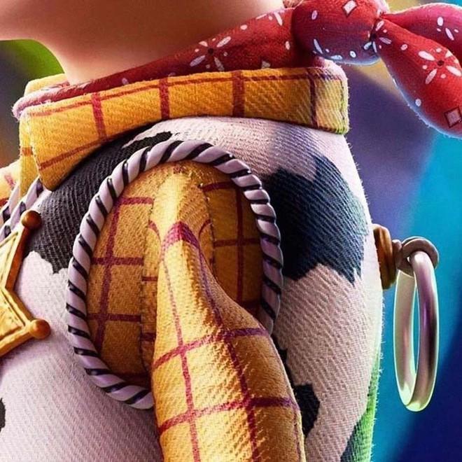 toy story 4 - photo 1 15622907112041376006060 - 29 bức ảnh này là minh chứng cho độ chi tiết không thể tin được của Toy Story 4
