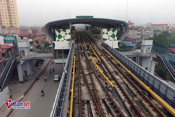 Hà Nội vay hơn 34.000 tỷ xây tuyến metro số 3 ga Hà Nội - Hoàng Mai - Ảnh 1.