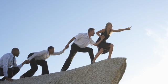làm lãnh đạo chưa bao giờ là dễ dàng - photo 1 15623852143032084280271 - Thông minh thôi chưa đủ, một lãnh đạo thành công phải biết hình thành kiểu tư duy này ngay hôm nay