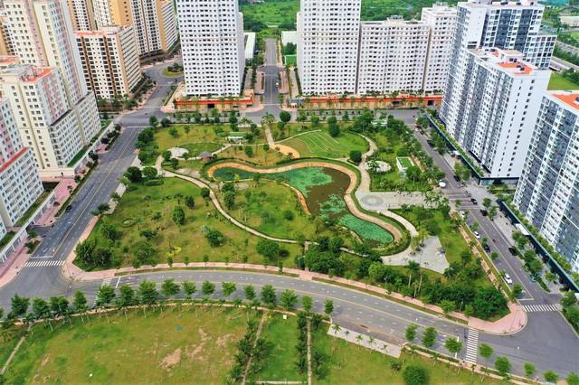 [Ảnh] Toàn cảnh hơn 1.100 căn hộ tái định cư ở Thủ Thiêm bị chuyển đổi trái phép - Ảnh 5.