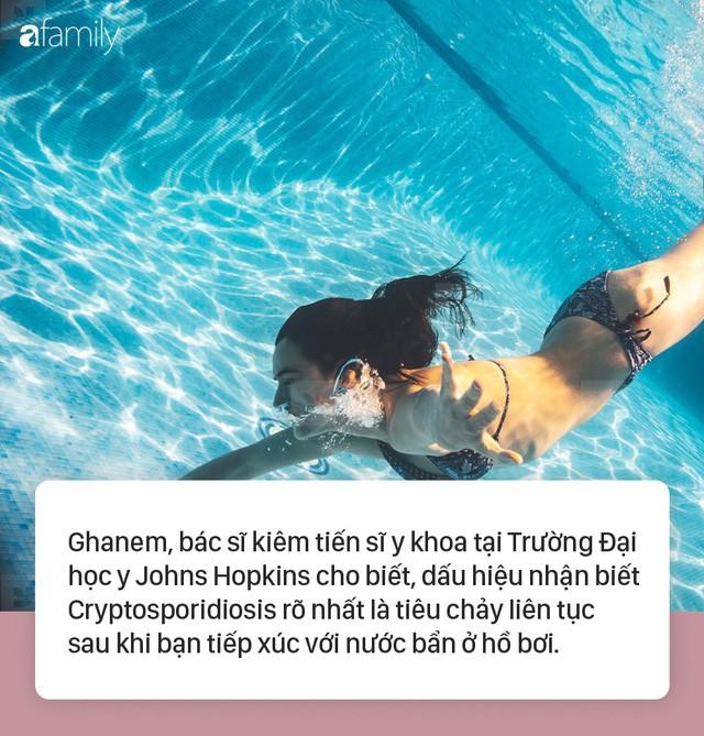 Ai đi bơi cũng cần biết: Loại vi trùng này có thể dễ dàng tồn tại trong nước hồ bơi bẩn và gây bệnh cho con người  - Ảnh 1.