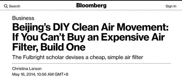 Với 30 USD, anh chàng này làm ra máy lọc không khí vượt mặt cả thiết bị nghìn đô, làm được cả startup nổi danh toàn cầu - Ảnh 12.