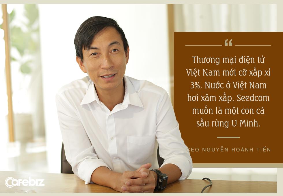 CEO Nguyễn Hoành Tiến: 50 tuổi mới hết tuổi thanh niên và chọn Seedcom bởi không học sẽ… chết! - Ảnh 6.