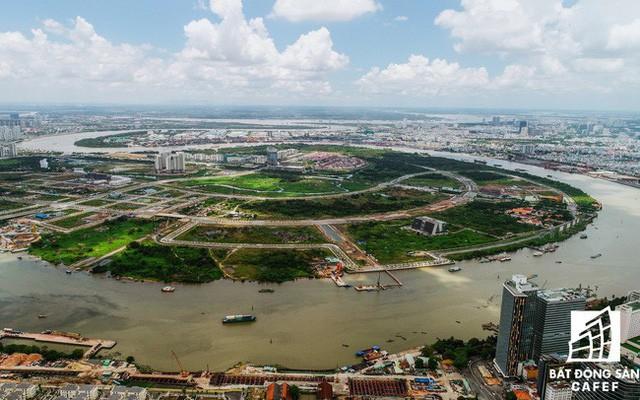 Các dự án của Đại Quang Minh ở Thủ Thiêm sai phạm như thế nào? - Ảnh 2.